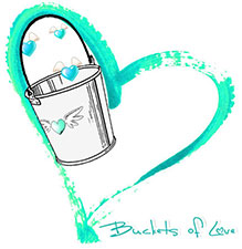 Buckets of Love Logo