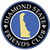 Diamond State Friends Club Logo